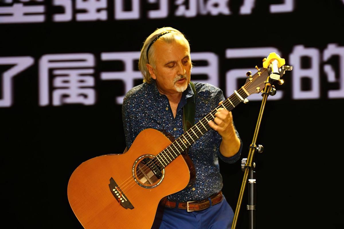 Andrés Godoy participa en Festival Internacional de FingerStyle de Colombia