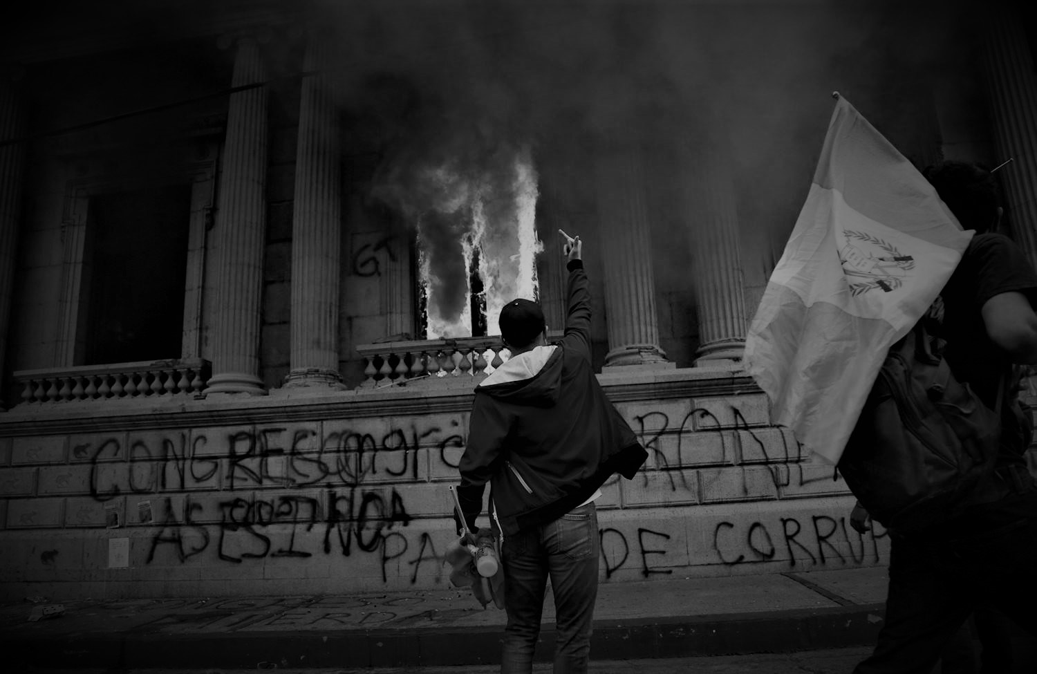 What happens in Guatemala? Keys to understanding the massive street protests