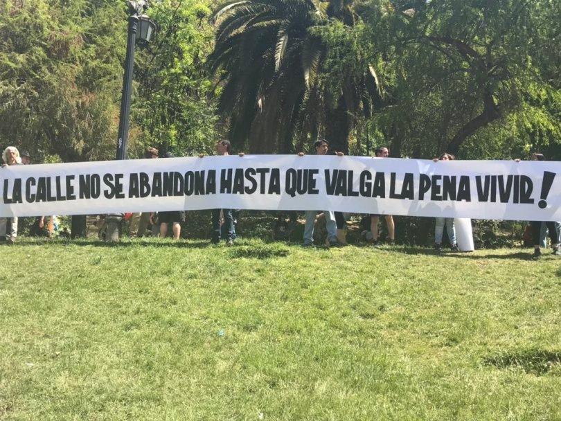 Crónica económica desde #hastaquevalgalapenavivir