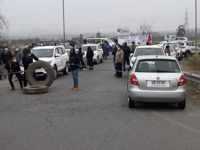 Trabajadores de Termoeléctrica Nehuenco comenzaron huelga legal por no llegar a acuerdo con la empresa Colbún