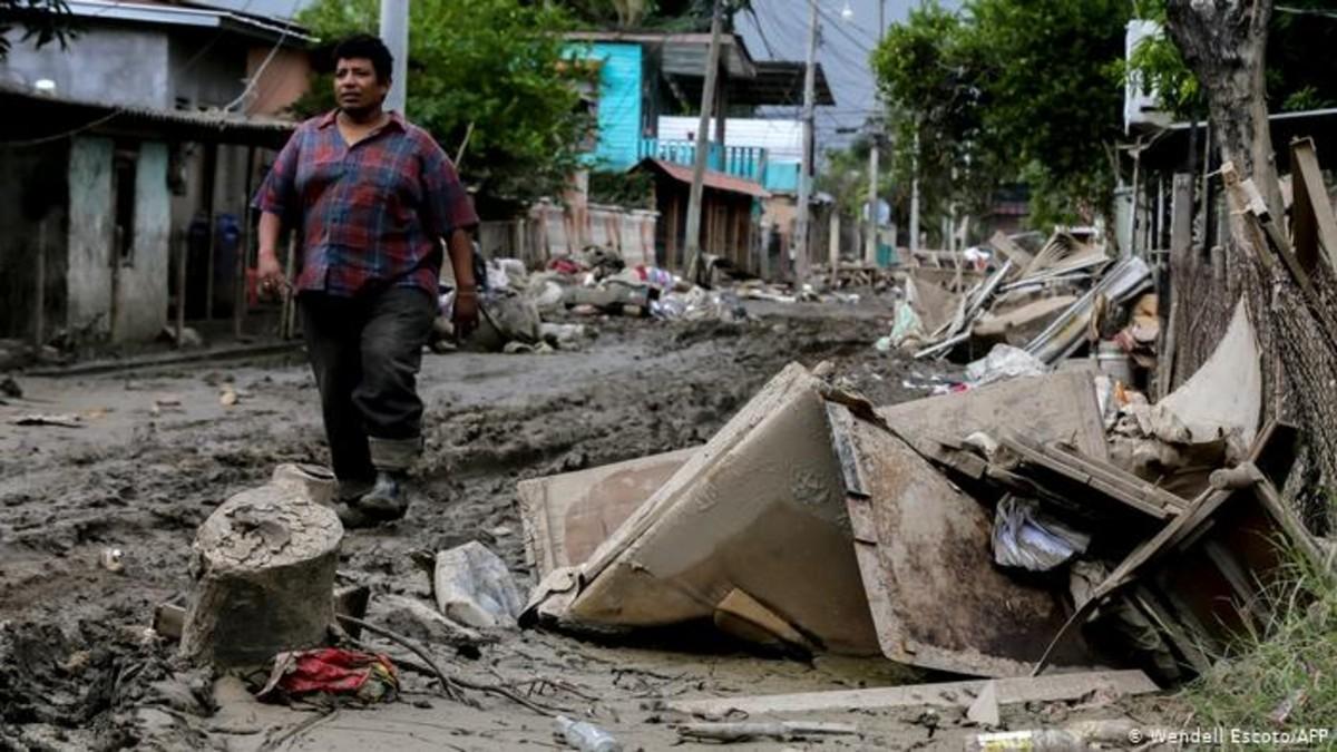 Huracán Iota deja sus estragos: al menos 12 muertos en Centroamérica y el Caribe