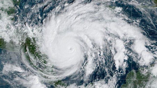 huracán iota centroamérica