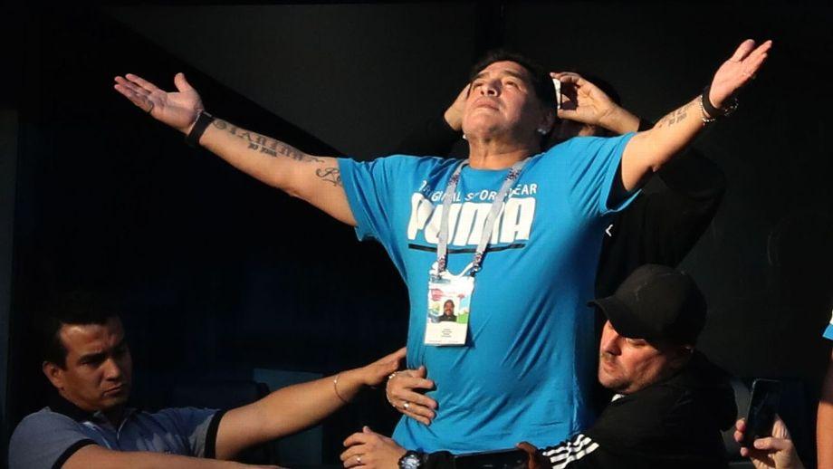 El fútbol mundial está de luto: Murió Diego Armando Maradona