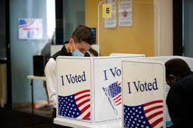 Comenzó en Virginia el voto anticipado de las elecciones presidenciales de Estados  Unidos - Infobae