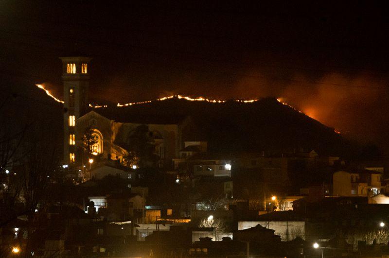 incendios argentina distritos
