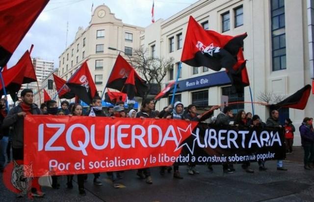 Izquierda libertaria denuncia secuestro y torturas de Encargado Político en Concepción