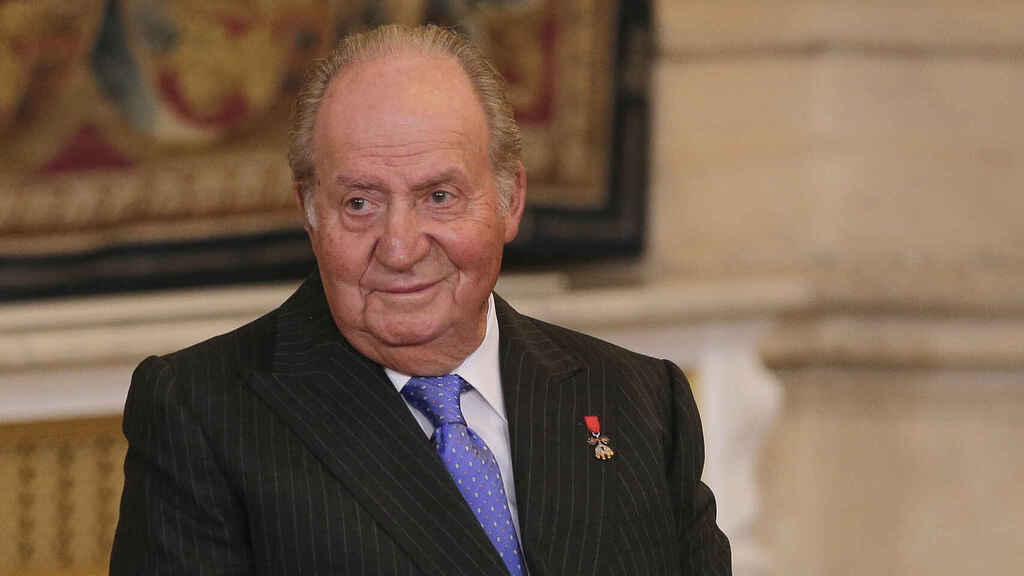 Revelan que Juan Carlos I ocultó 7,9 millones de euros más en una cuenta de Suiza