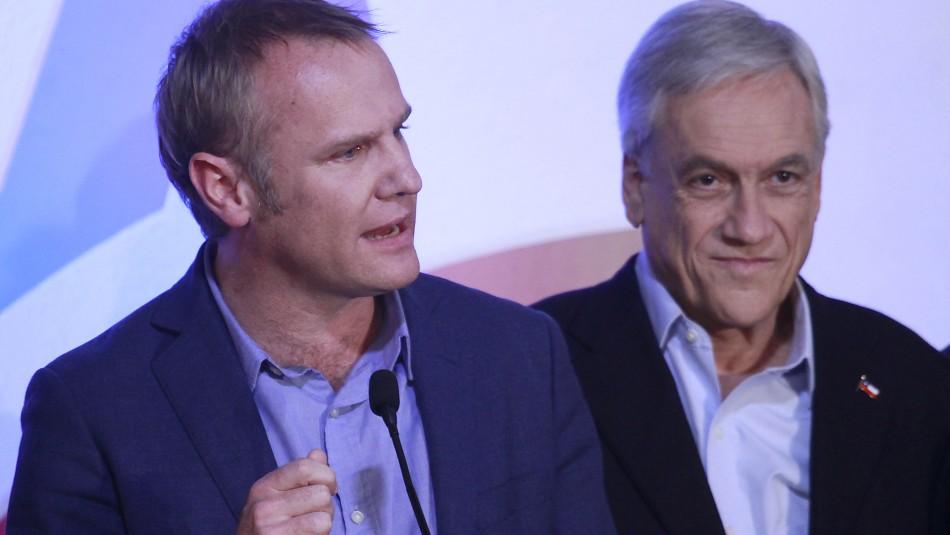 """Parlamentarios de Evópoli congelan relaciones con el gobierno tras muerte de carabinero en La Araucanía y Piñera asegura que """"este crimen no va a quedar impune"""""""