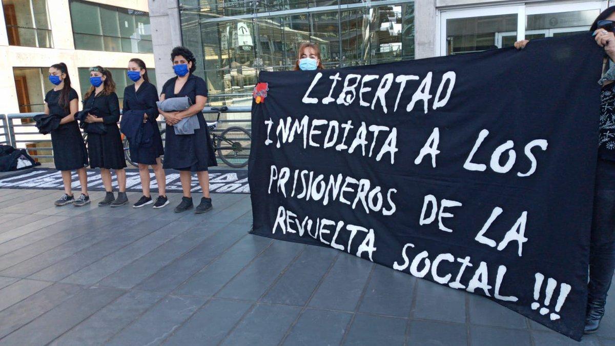 Un fantasma recorre Chile: Prisión política y resonancias de la dictadura cívico-militar