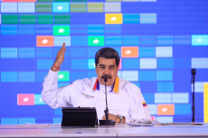 Maduro: ya estamos produciendo toda la gasolina que Venezuela necesita
