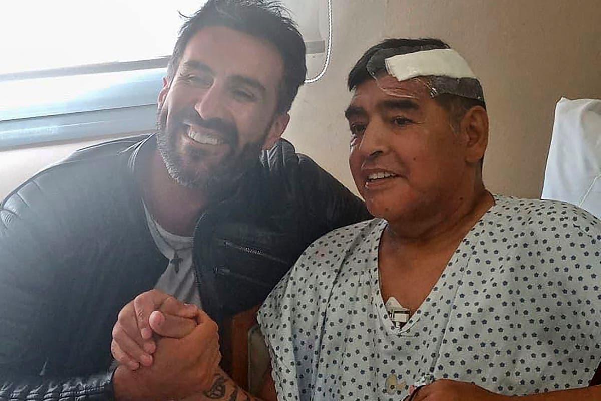 Imputan a médico de cabecera de Maradona por presunta negligencia y homicidio culposo