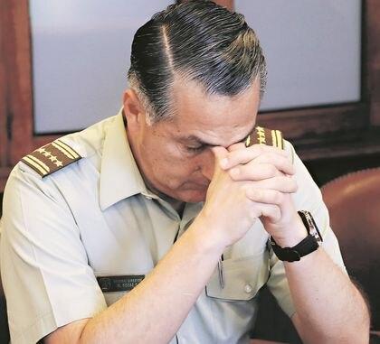 Al fin sale Rozas: Piñera se vio obligado a removerlo tras baleo a menores en Talcahuano