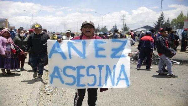 Bolivia: confirman que CIDH investigará masacres de Senkata y Sacaba