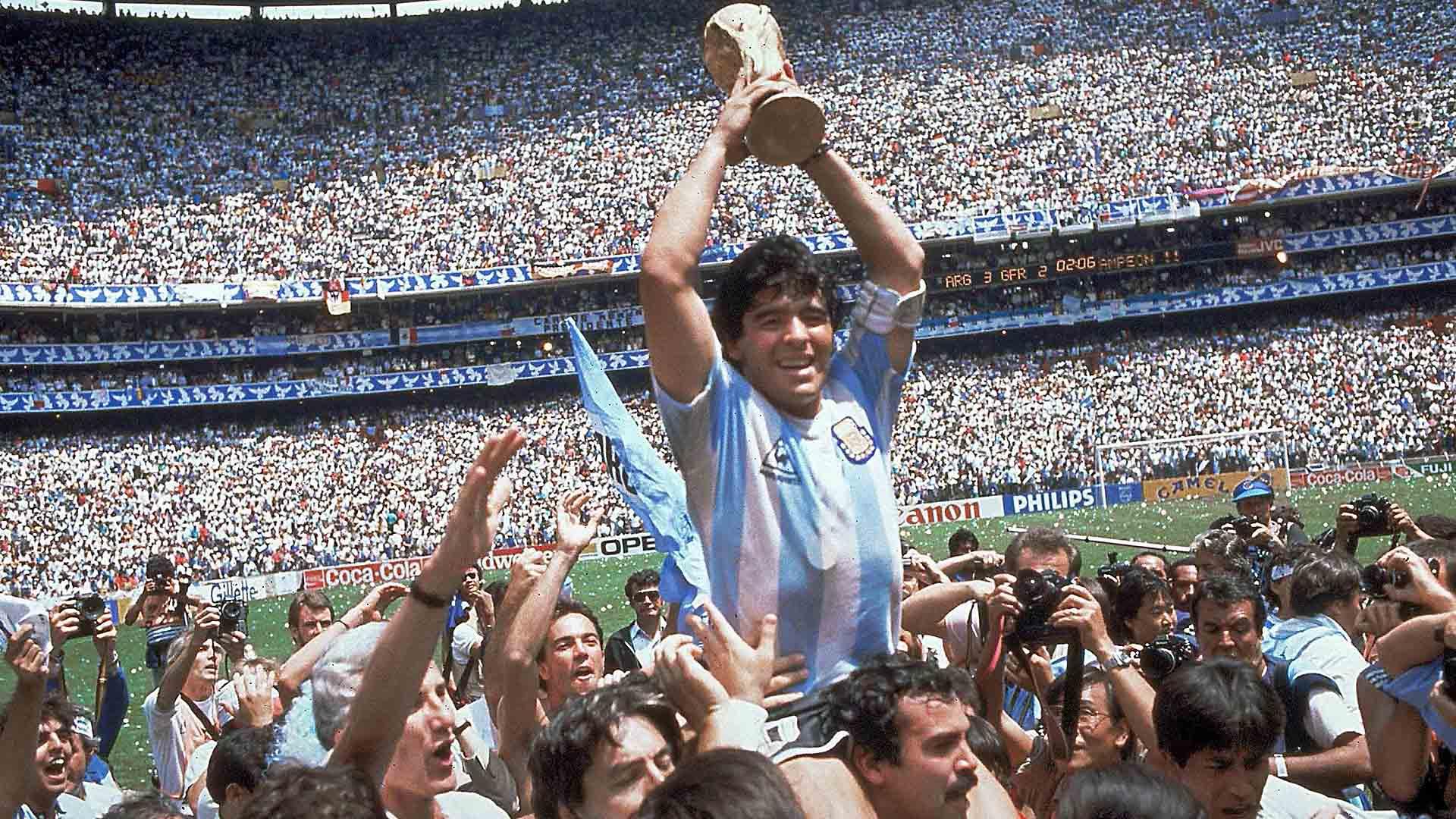 """""""Nos hiciste inmensamente felices"""": Presidente Alberto Fernández se pronuncia sobre la muerte del astro argentino"""