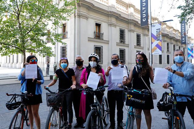 Piden medidas urgentes para frenar y prevenir las muertes de ciclistas