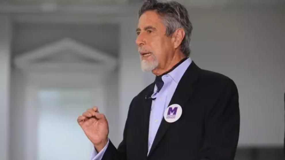 El ingeniero Francisco Sagasti es el nuevo presidente interino de Perú