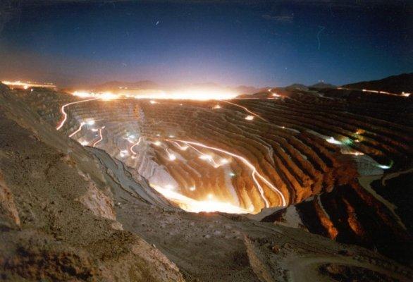 Extienden por un año la fase de explotación del rajo de Chuquicamata