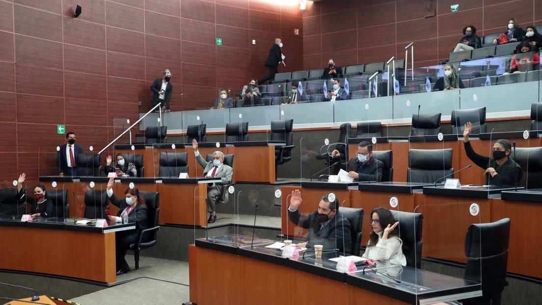 Presidentes de México podrán ser juzgados por corrupción tras fallo del Senado