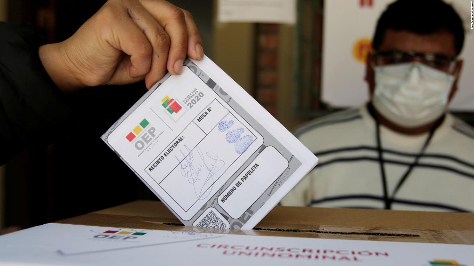Bolivia: TSE desmiente versiones sobre irregularidades en procesamiento de datos