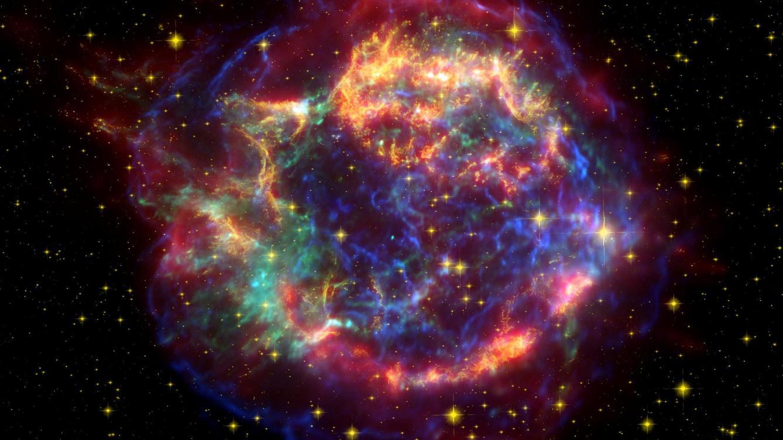 Cuatro supernovas alteraron el clima de la Tierra en los últimos 40.000 años