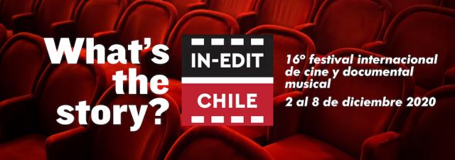 16º In-Edit Chile confirma programación y actividades