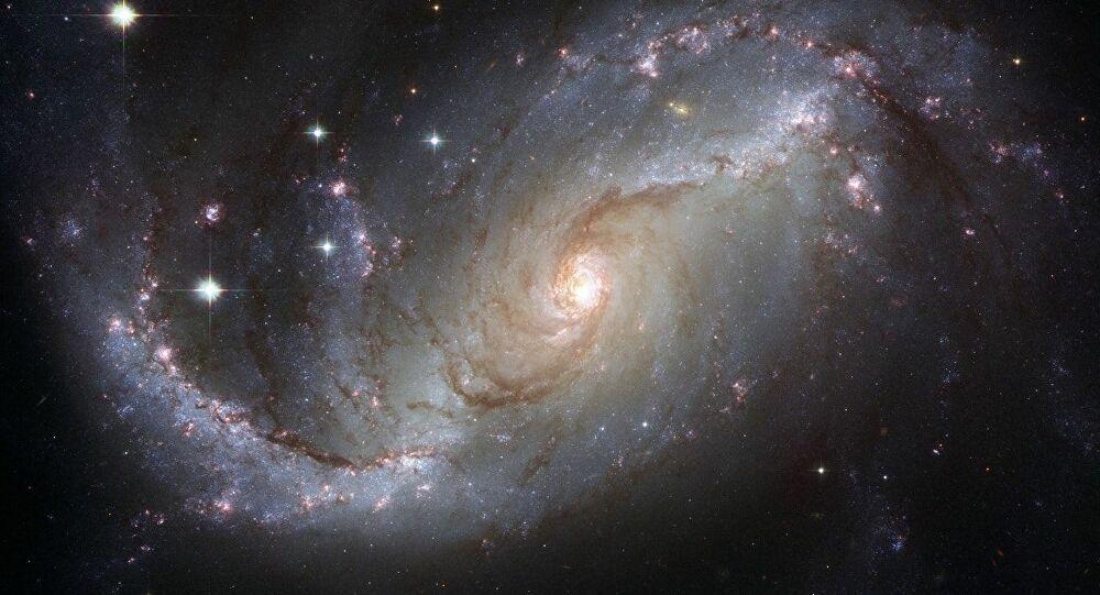 vía láctea galaxia kraken
