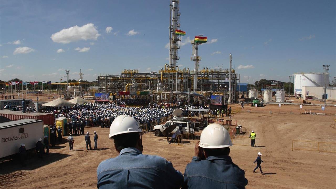 Bolivia anunció descubrimiento de mega reserva gasífera al sur del país
