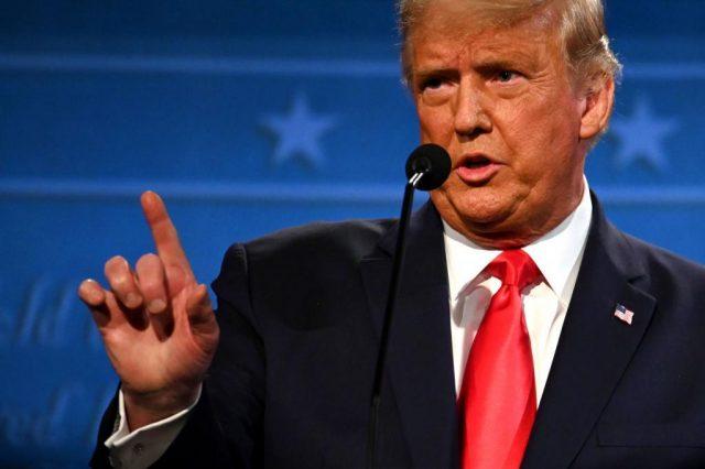 Trump dice que presentará este miércoles las cifras