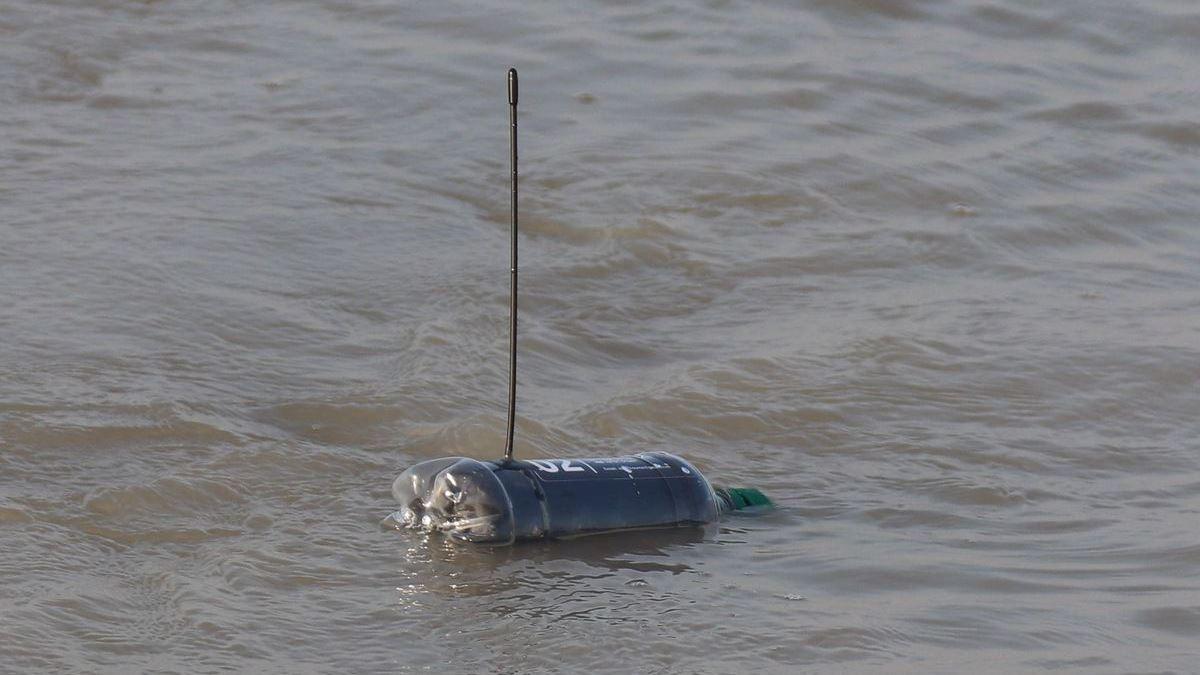 Botellas con antenas: un método para comprender la contaminación con plástico