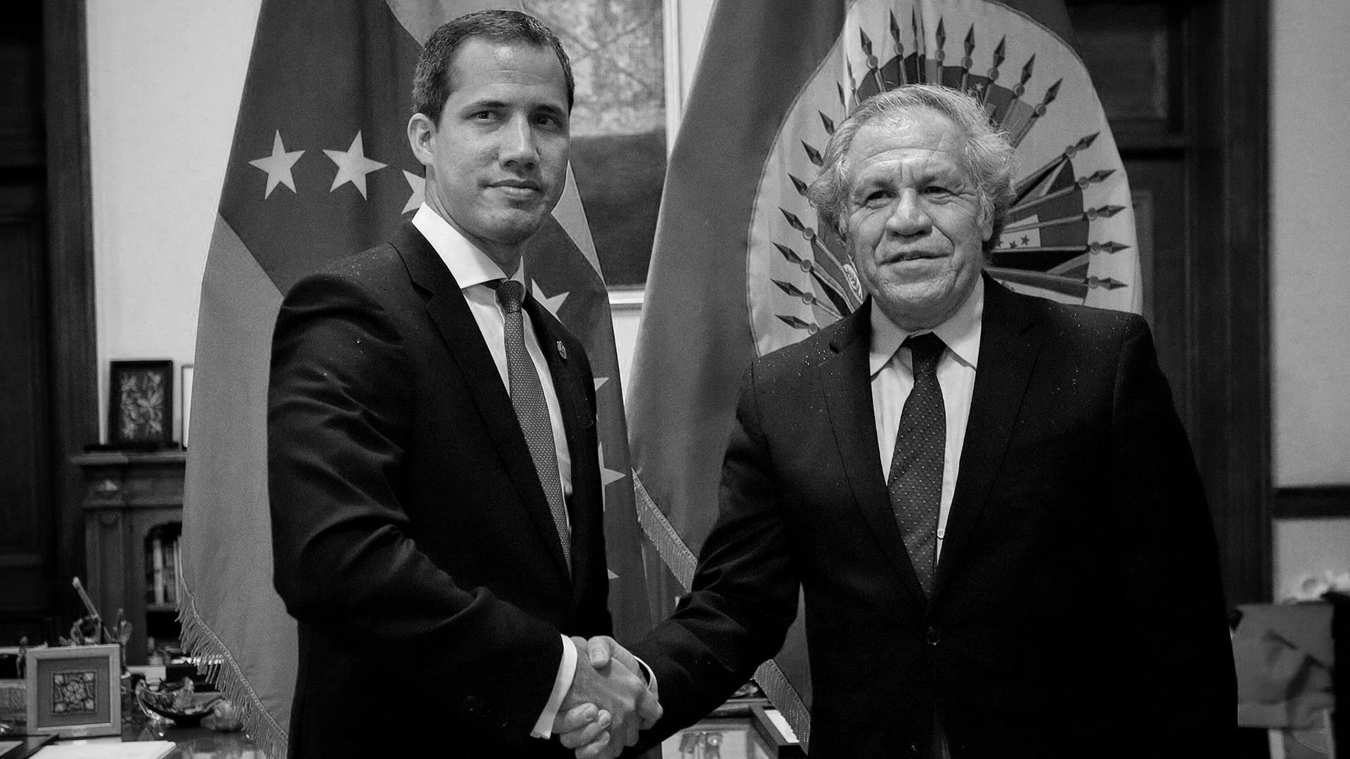Se acaba el tiempo de Trump y Guaidó: Desesperada resolución de la OEA promueve golpe en Venezuela