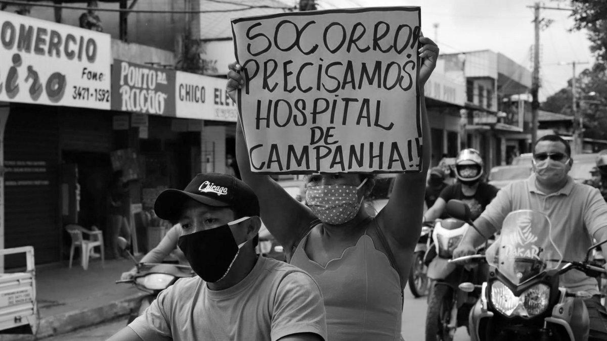 Le Brésil bat ses propres records COVID-19 dans une première vague sans fin