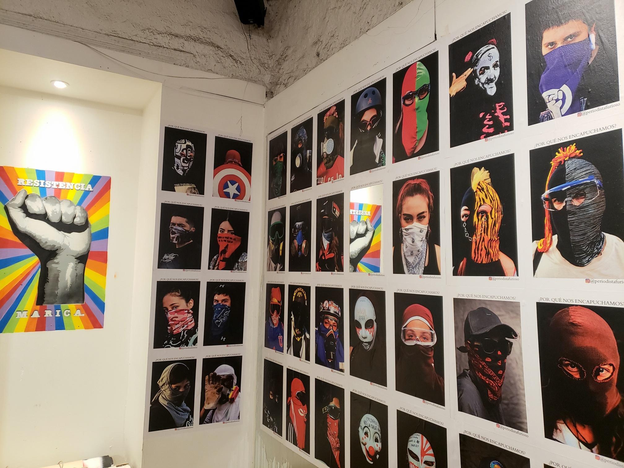Museo del Estallido Social, del pueblo para el pueblo (+Fotos)