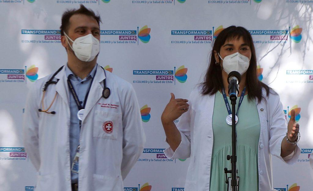 Denuncian que Bono COVID del Gobierno excluye a médicos contratados