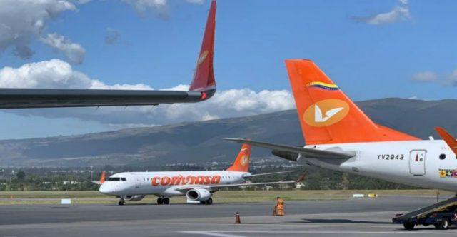 En Venezuela restringen vuelos internacionales por aumentos de casos importados de Covid-19
