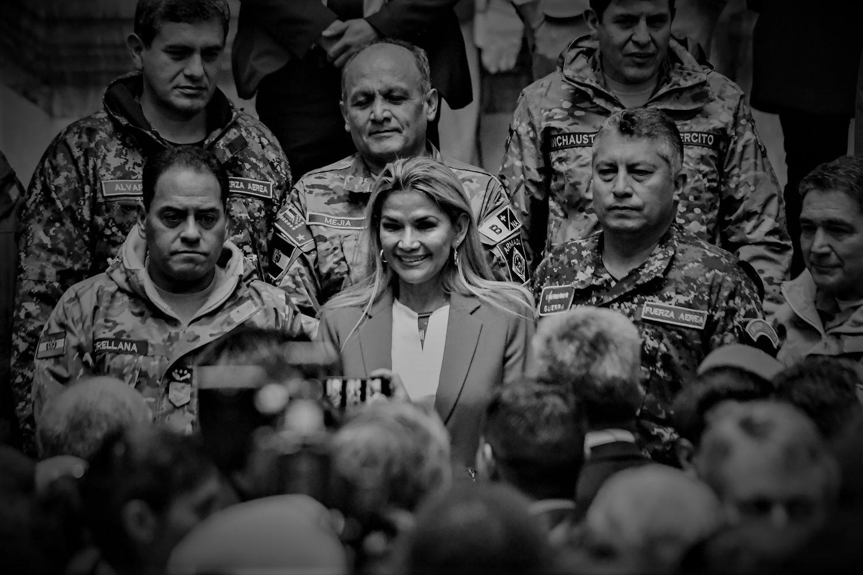 ¿Jeanine Áñez pagará por las masacres que cometió su dictadura en Bolivia?