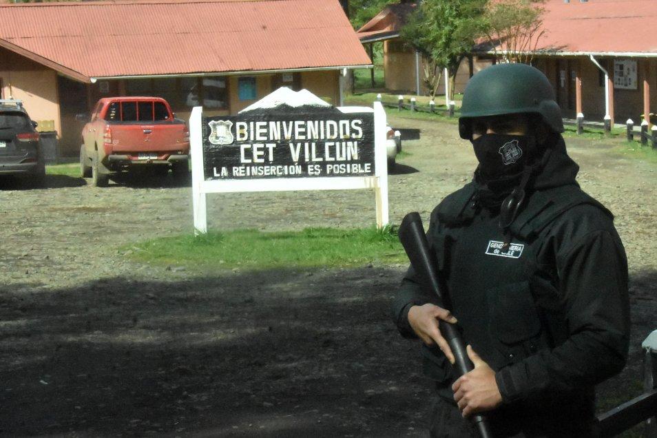 Denuncian nuevos hostigamientos al machi Celestino Córdova en el CET de Vilcún