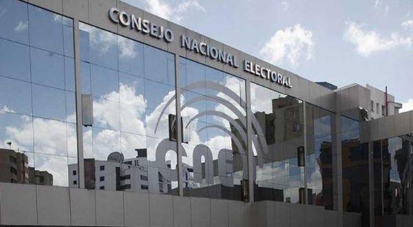 CNE de Ecuador aprobó programa de observación internacional para comicios de 2021