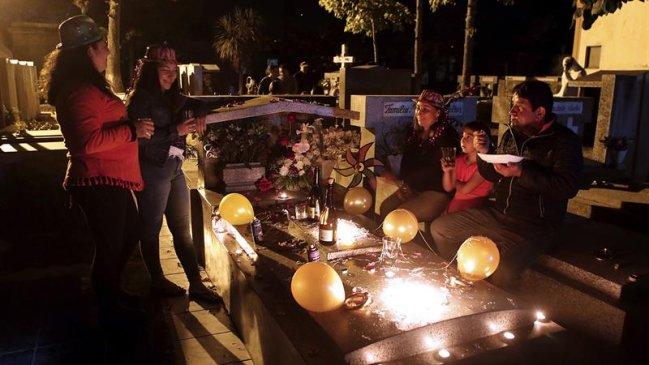 Después de 41 años: Cementerio de Talca no abrirá en Año Nuevo a causa de la pandemia