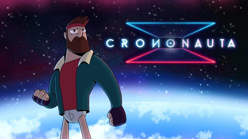 Crononauta: Serie animada chilena explora teorías conspirativas