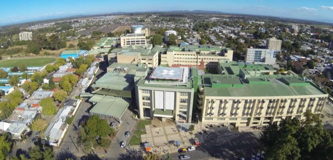 Brote de Covid en Hospital de Los Ángeles sigue en aumento: Van 447 involucrados y 103 positivos