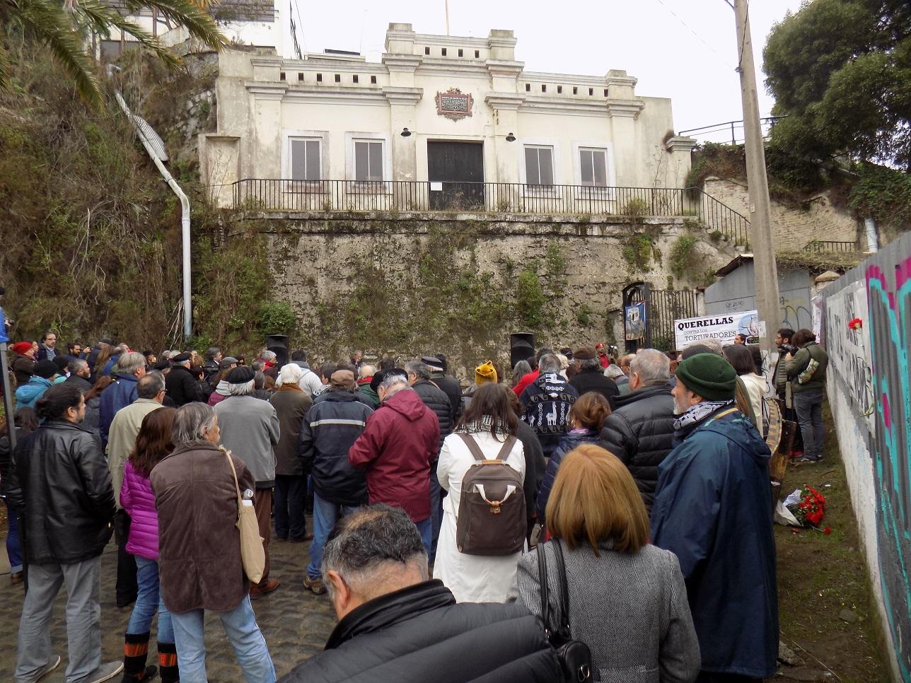 Cine Fórum de Valparaíso solicita comodato del Sitio de Memoria Cuartel Silva Palma