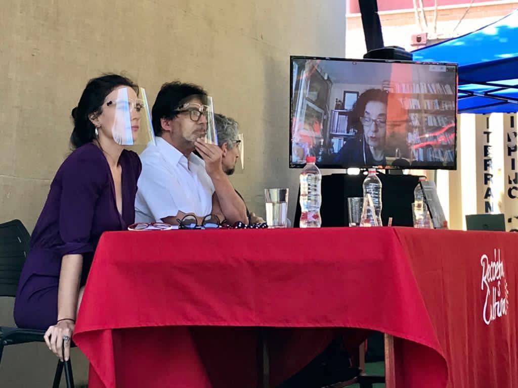«No lo vieron venir»: Daniel Jadue lanzó en Recoleta su segundo libro