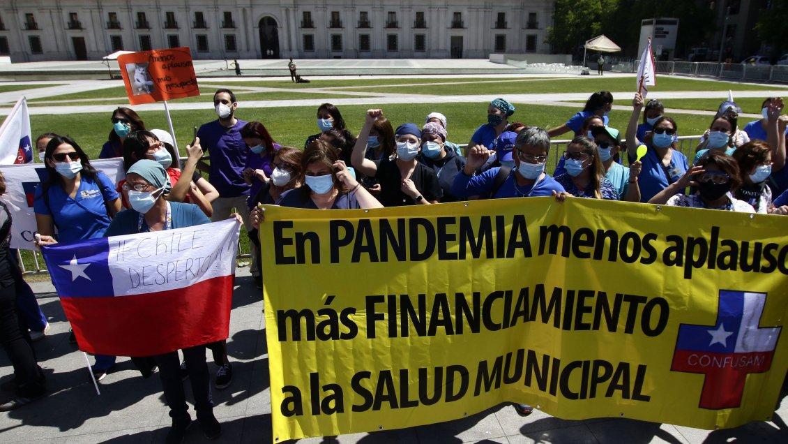 Confusam anuncia paro nacional tras fracaso de negociaciones con el Gobierno por reajuste salarial