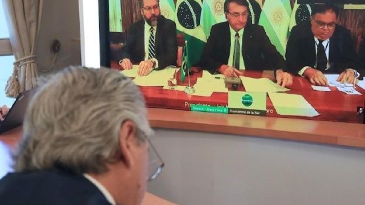 Argentina y Brasil estrechan relaciones tras reunión presidencial