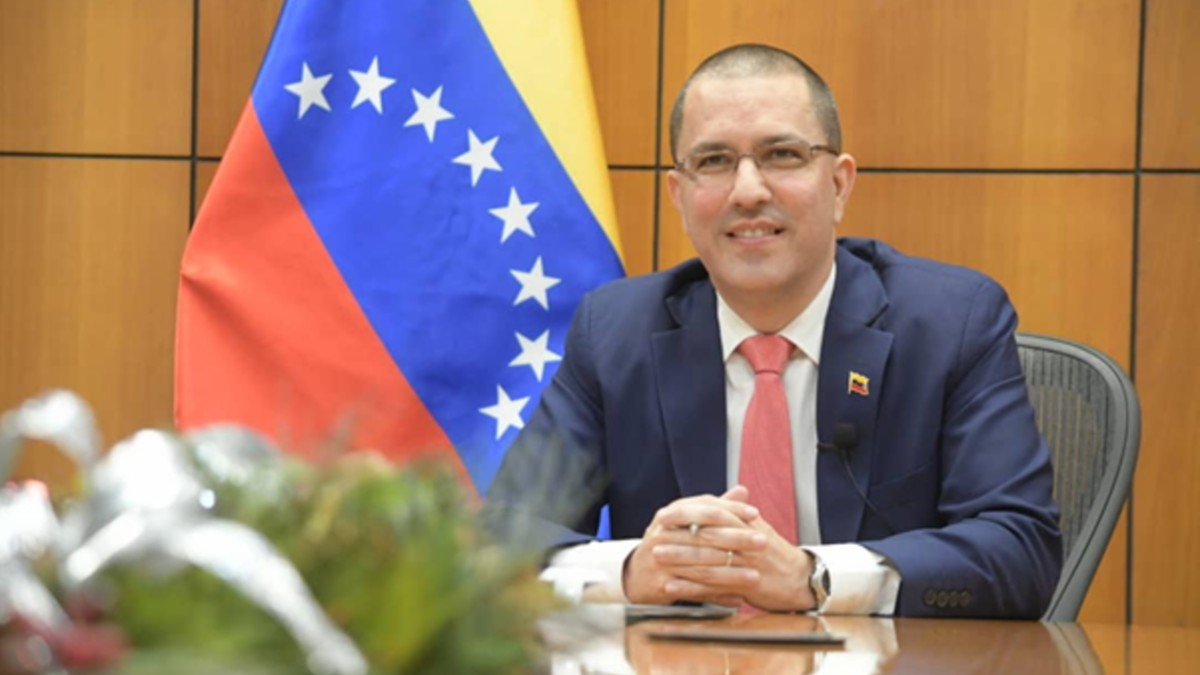 Interview with Venezuelan Foreign Minister Jorge Arreaza: the defense of democracy amid the perfect storm