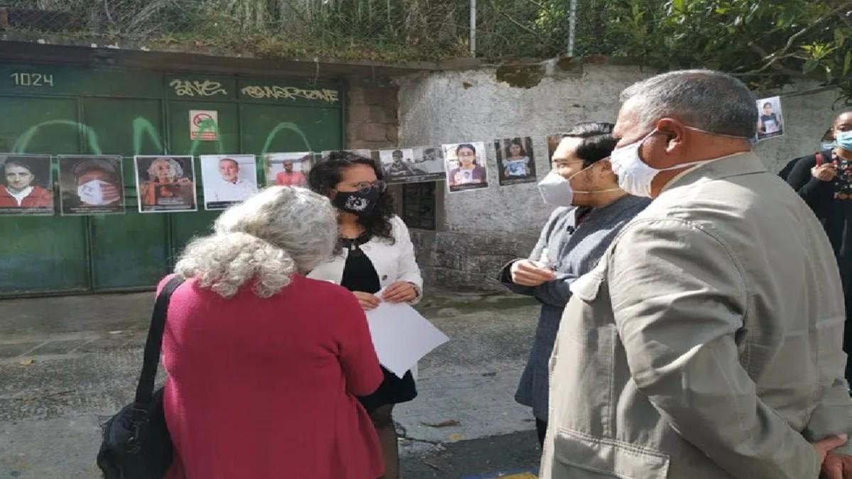 Ecuador: Comité de víctimas de violaciones de DD.HH. exige Museo de la Memoria