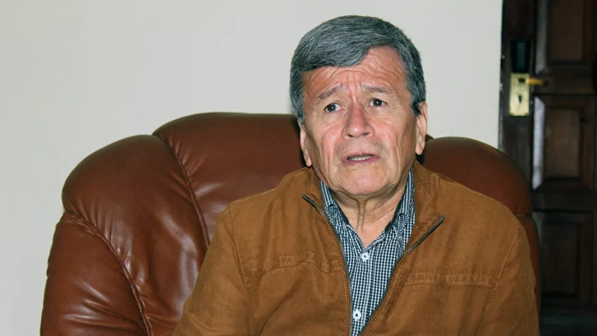 """Guerrillero Pablo Beltrán: """"El momento que vive la sociedad colombiana es de una decisión irreversible de pasar la página de la guerra"""""""