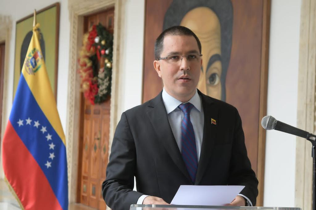 Venezuela denuncia injerencia de EE.UU. sobre el Esequibo