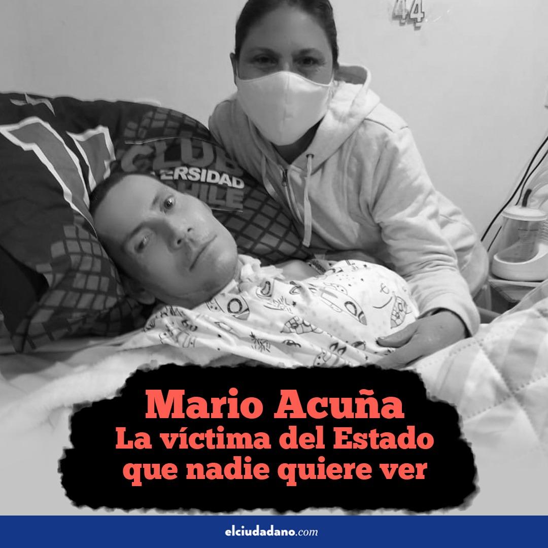 Mario Acuña, la víctima del Estado que nadie quiere ver