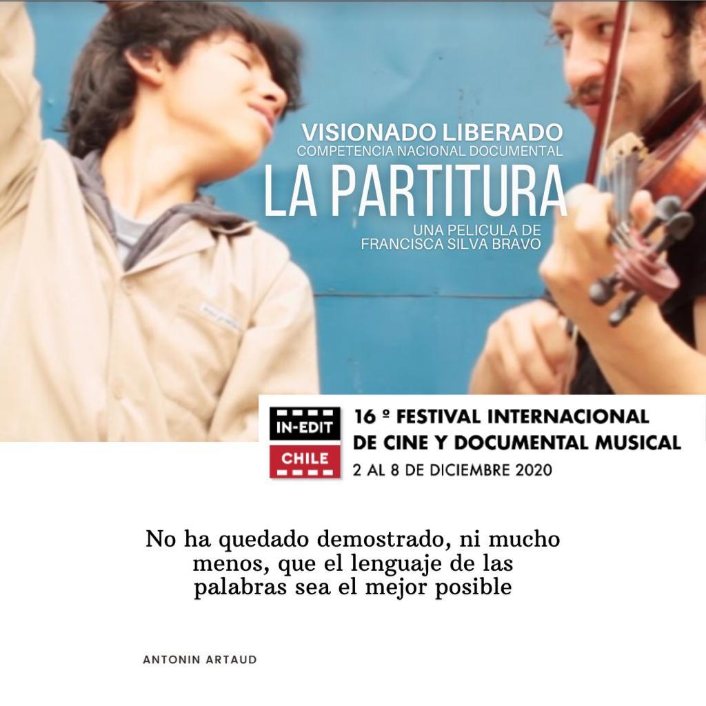 """""""La Partitura"""": Estrenan documental que indaga la relación entre música y autismo"""
